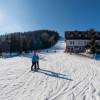 Słoneczny weekend na nartach